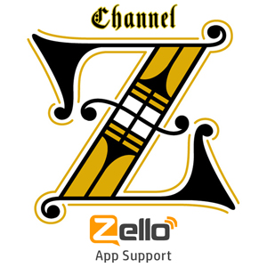 Visit the Channel Z page on Zello